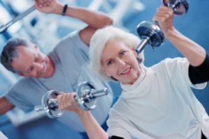 strength training senior citizens